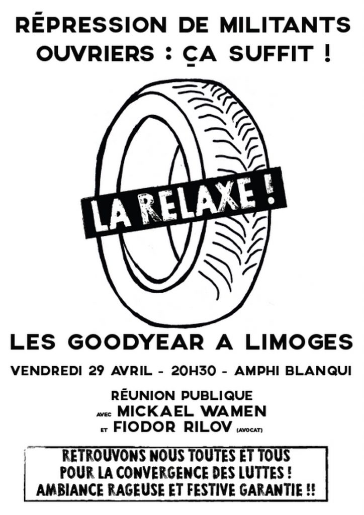 Goodyear à Limoges